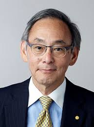 "Dr. Steven Chu—Nobel Laureate and former Secretary of Energy under President Obama, presents ""The Climate Challenge And Innovative Paths To A Sustainable Future""."